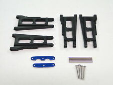 NEW TRAXXAS SLASH 1/10 4X4 ULTIMATE Arms Front & Rear + Hinge Pins RF1