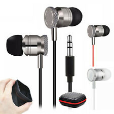 Super Bass In-Ear Kopfhörer Earphone Headphone T4 Bass Beats + Hardcase