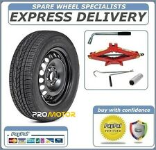 "HYUNDAI IX35 2013-2016 FULL SIZE 17"" STEEL SPARE WHEEL AND TYRE + TOOL KIT"