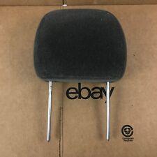 03 07 Silverado Black Cloth Front Bucket Seat Headrest Lh Rh Oem Single