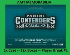 Josh Green Arizona 2020/21 Panini Contenders Draft 1X CASE 12X BOX BREAK #1