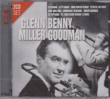 Glenn Miller & Benny Goodman on 2 Cd's