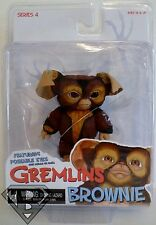 "BROWNIE Gremlins Movie 3"" inch Figure with Poseable Eyes Series 4 Neca 2014"