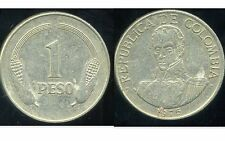 COLOMBIE 1 peso  1975