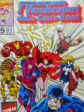 Marvel Extra: I Vendicatori della Costa Ovest n°9 1995 ed. Marvel Italia [G.191]