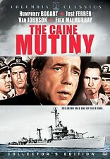 CAINE MUTINY (DVD/COLLECTORS EDITION/WS 1.85 A/MONO/ENG-SUB/FR-BOTH), New DVD, ,