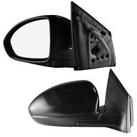 2006-2011 HONDA CIVIC FITS LEFT DRIVER SIDE BURCO MIRROR GLASS # 4096