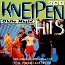 Kneipen Hits-Oldie Night Wanda Jackson, Ricky Nelson, Del Shannon, Mud,.. [2 CD]