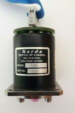 Switch RF Coaxial DC-18 GHz.