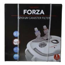 Aquatop Aquatic Supplies-Forza Multi-stage Canister Filter With 13w Uv 550 Gph