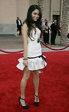 Vanessa Hudgens 8X10 sexy white dress