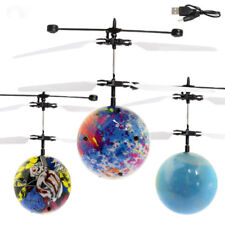 RC Sensor Automatic LED Flyings Helicopter Ball Toy Heli Ball Fliegender Kugel