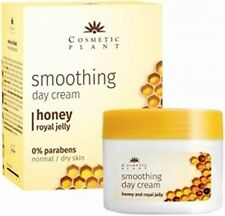 Cosmetic Plant Smoothing day cream with honey & royal jelly 50 ml hydration