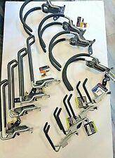 NEW Rubbermaid 12 Hooks - 4 Cooler Hooks, 4 Utility Hooks, 4 Ladder Hooks