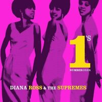 Diana Ross and The Supremes - No.1's [180 gm 2LP vinyl]