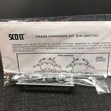 SCOTT AV2000 FRAME HARDWARE KIT P/N 26977-01