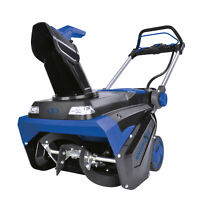 Snow Joe 100-Volt Cordless Single Stage Snowblower | 21-Inch | Tool Only