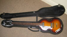 PAUL McCARTNEY 'BEATLES' SUPERB SIGNED HOFNER GUITAR + CASE PSA