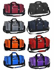 """Gym Sport Travel Bag Work out All Purpose Duffel NEW 20"""""""