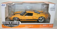 Jada 1/24 Scale 96732 - 2005 Ford GT - Yellow