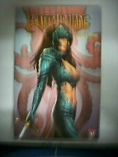 kiz Witchblade Witch Hunt Volume 10 Top Cow (2006, Trade Paperback)