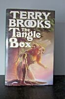 The Tangle Box - Terry Brooks - First Edition - Hardcover