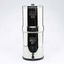 Royal Berkey Water Filter Purify with 4 Black Filters & 4 PF-2 Fluoride Filters