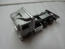 1/64 HOT WHEELS - CLASSIC GREY DELIVERY TRUCK FRONT DIECAST MODEL 1991