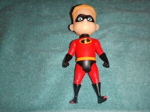 THE INCREDIBLES FAMILY ACTION FIGUE DASH LOOSE