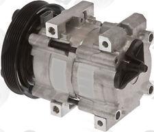 Global Parts Distributors 6511441 New Compressor And Clutch