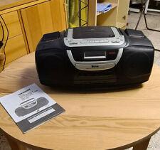CD-Player / Kasettenrecorder / Radio tragbar - Medion MD7682 (Kabel o. Batterie)