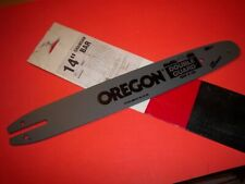 NEW 14' OREGON BAR FITS MCCULLOCH CHAINSAWS 3/8 050 100455 FREE SHIPPING