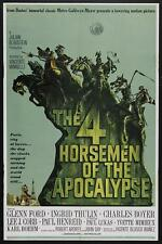 THE FOUR HORSEMEN OF THE APOCALYPSE Movie POSTER 27x40 B Glenn Ford Charles