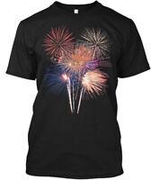 Fireworks 1 Hanes Tagless Tee T-Shirt