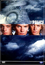 THE POLICE - Live Ghost In The Machine / DVD, NEW