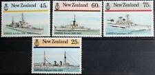 New Zealand – 1985 NZ Naval History Set – UM  (MNH) (Se1)