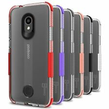CoverON Coolpad Legacy S Clear Case Slim TPU Silicone Rubber Phone Cover