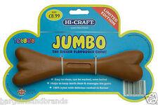 Hi-craft 🐶 Toyboy ™ Dog Chew Poulet aromatisé Nylon Jumbo OS 🇬 🇧