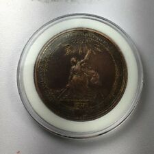 1876 Centennial Copper Medal 100th Anniversary of Independence 1776