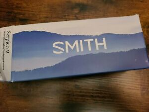 Smith Serpico 2 Blue Lens ChromaPop Polarized Sunglasses (9041)