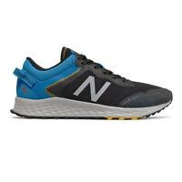 New Balance Mens Fresh Foam Arishi Running Shoes Trainers Sneakers Blue Grey