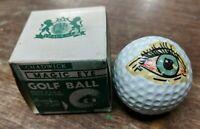Vintage Chadwick Magic Eye Golf Ball. Ebco Japan. #1  USGA