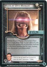 Buffy TVS CCG Limited Class Of 99 Rare Card #149 Mask Of Ovu Mobani