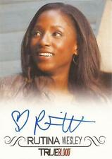 Rittenhouse Archives True Blood Rutina Wesley Tara Thornton auto autograph