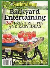 NEW! BACKYARD ENTERTAINING Southern Living 247 Fresh Recipes Easy Ideas Retreats