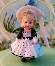 Hallmark 1999 Merry Miniature Madame Alexander Park Avenue Wendy & Alex Bellhop