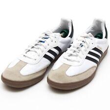 Adidas Samba Retro Sneaker Schuhe - weiß / white - Gr.: EU-48⅔ | UK-13 (446)