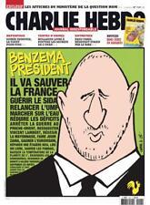 charlie hebdo 1149 Benzema president .
