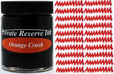 PRIVATE RESERVE - Fountain Pen Ink Bottle - ORANGE CRUSH -  66 ml - New