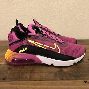Nike Air Max 2090 Sneakers Active Fuchsia, CZ7659-600 Sz 7Y/8.5 Women's